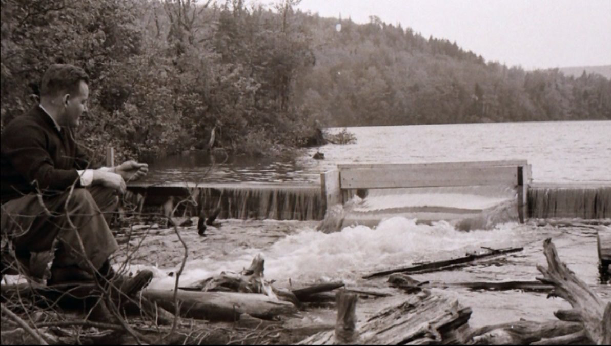 Barrage 1953